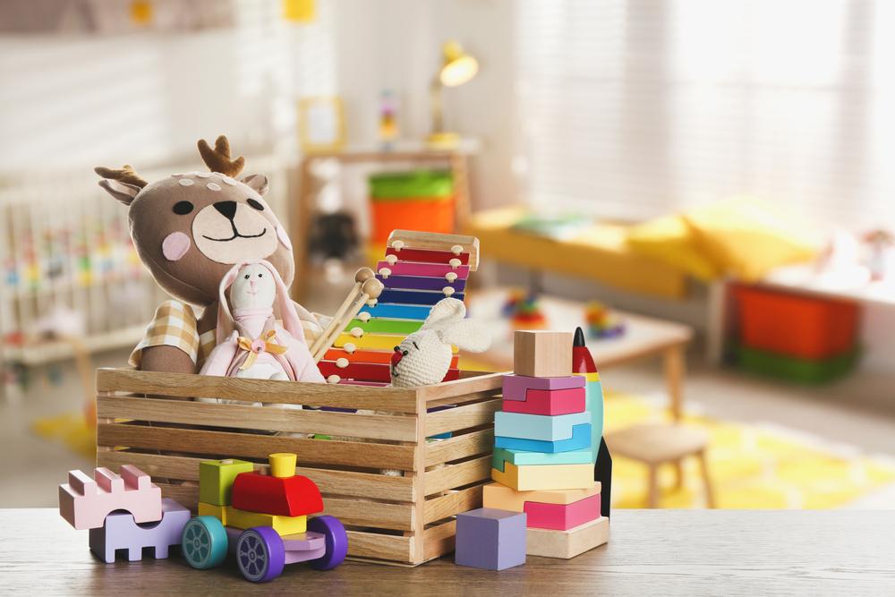 speelgoed peuterspeelzaal